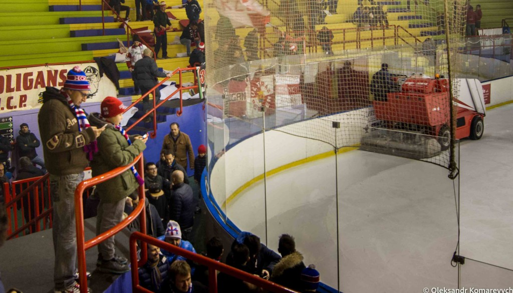 IMGP6640 1024x585 - Хоккей в Милане. Milano 6 - Pergine 4