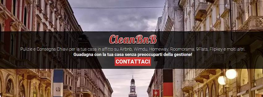 cleanbnb стартап - Краудинвестинг - CrowdFundMe на бирже в Милане