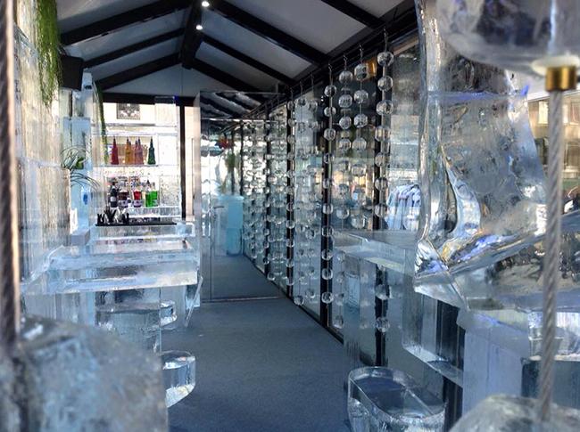 cubetto04 - Испытание холодом в IBAR Cubetto