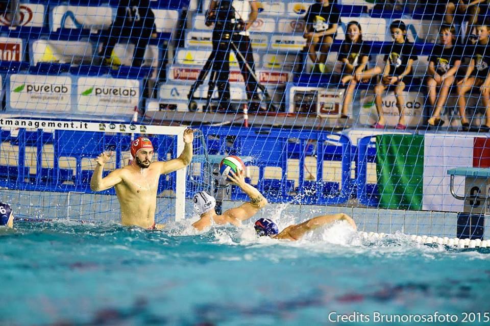 полуфинал Кубок Италии по водному поло AN Brescia и BPM Sport Management - Результаты финала четырёх Кубка Италии по водному поло