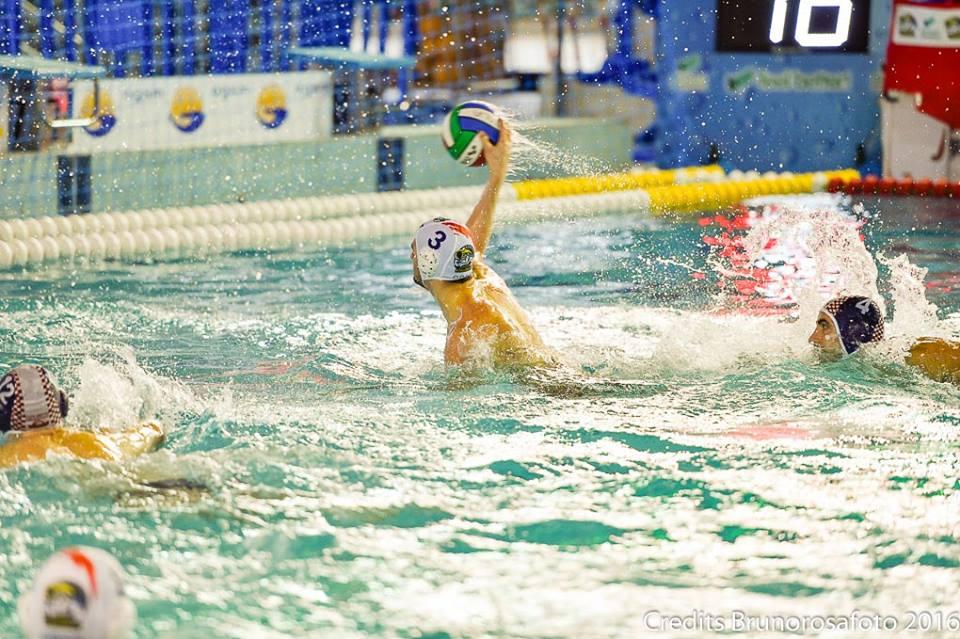 Италии - Финал четырёх Кубка Италии 2016  по водному поло
