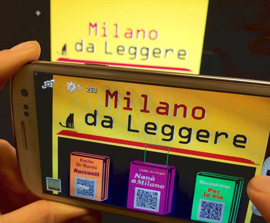 Проект Milano da leggere