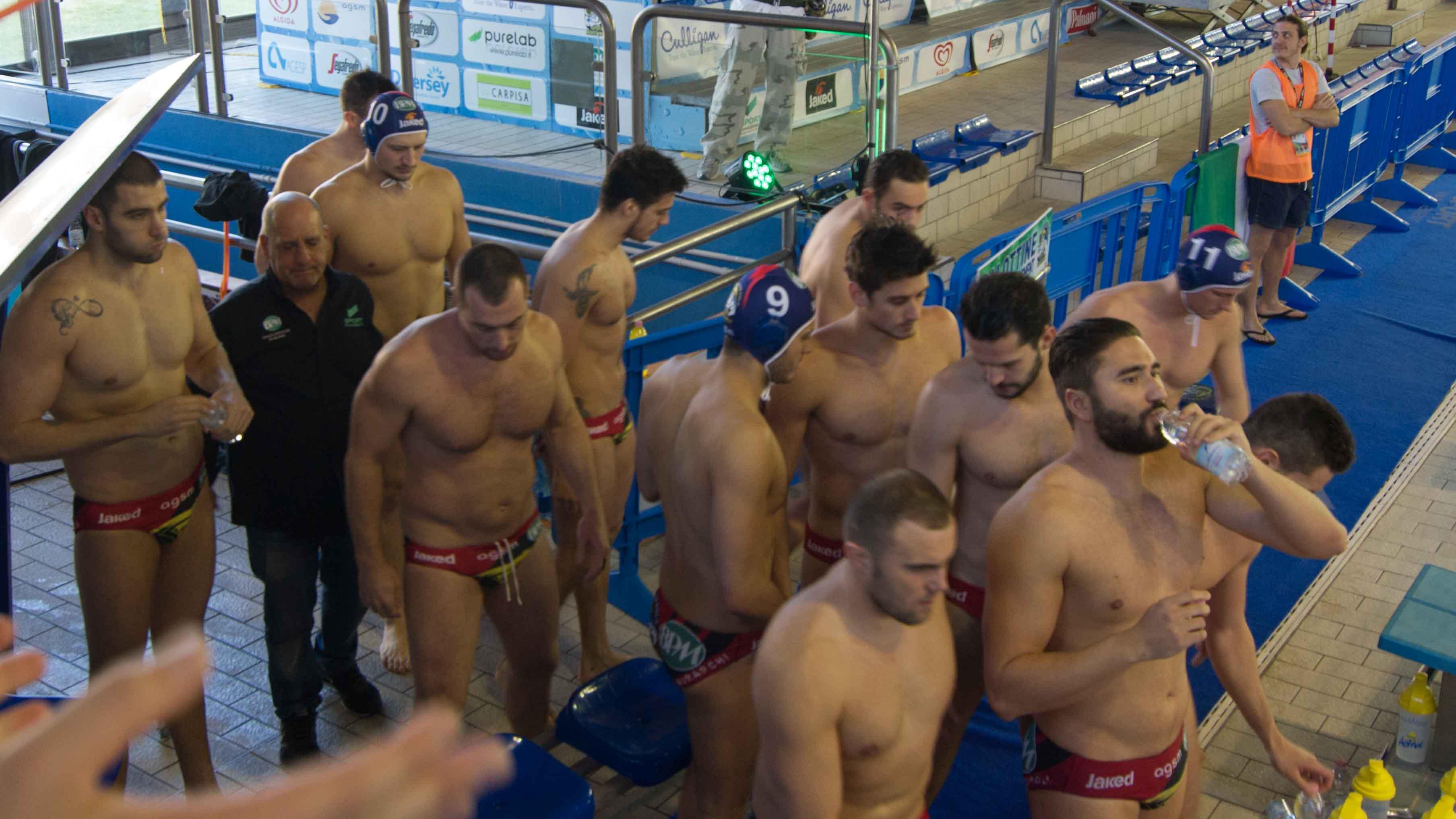 25 Кубок Италии по водному поло