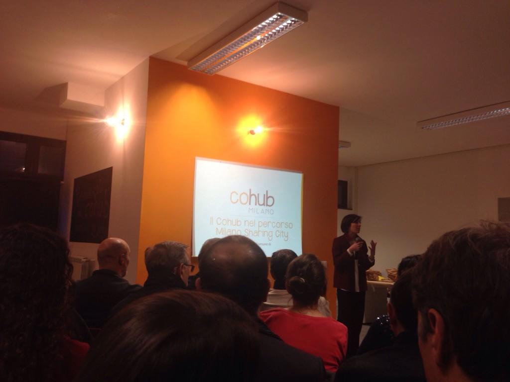 "Cohub в Милане  1024x768 - Пространство для ""sharing economy"" в Милане"