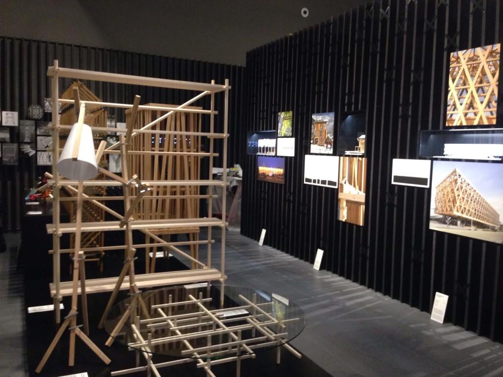 Выставка Sempering в MUDEC