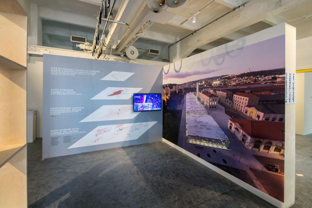 Франция на Триеннале XXI