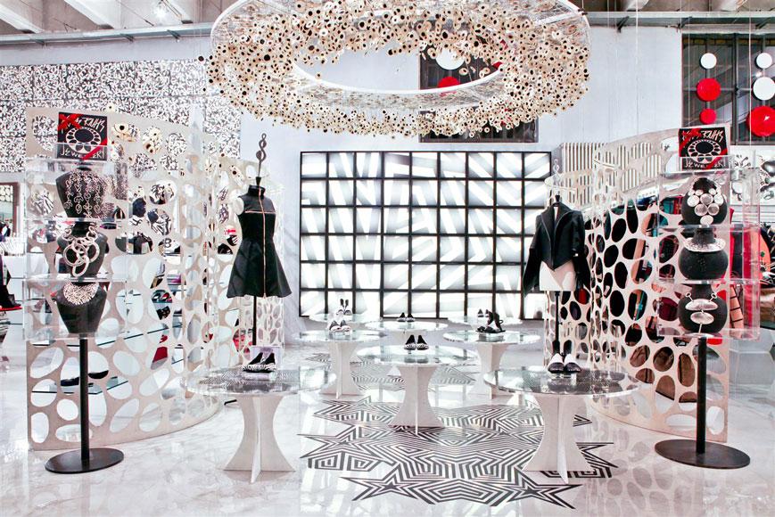 10 Corso Como - Другой шоппинг и концепт-сторы в Милане