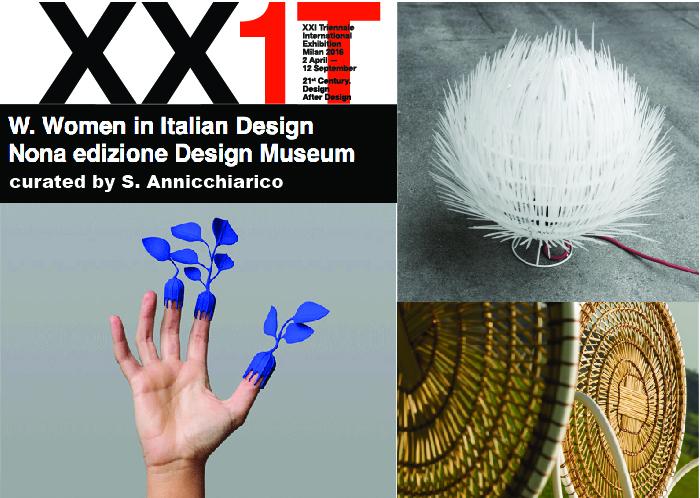 triennale01 - TRIENNALE XXI: Женщины в Итальянском дизайне