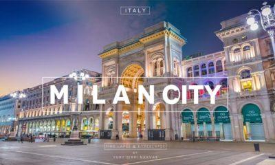 Милан timelapse