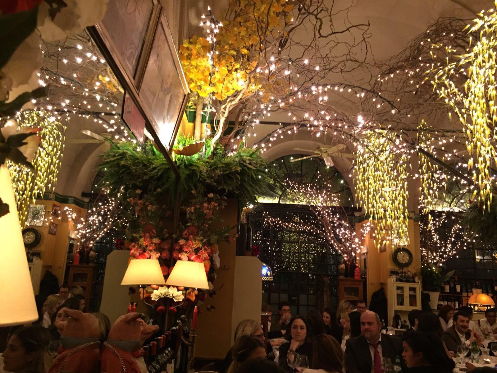 Рестораны в милане для нового года