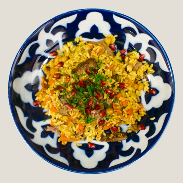 plov1 600x600 - Ресторан узбекской кухни в Милане