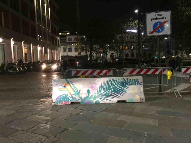 IMG 1749 min 800x600 - О, креативный Милан: ночная площадь Дуомо и граффити