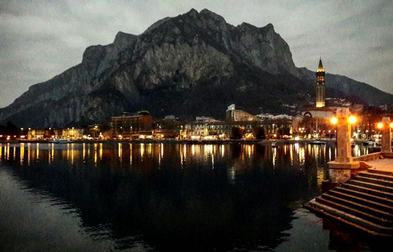 озеро - Окрестности Милана за 2 дня