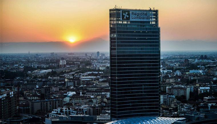 39 ЭТАЖА В ПАЛАЦЦО ЛОМБАРДИЯ - Что посмотреть в Милане. Неделя 7