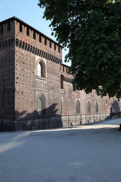 сфорца в милане - Милан в фотообъективе Ксении Соколовой