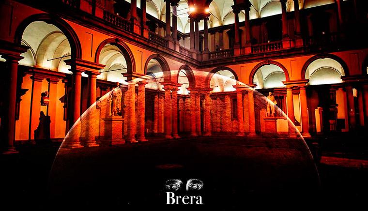 BRERA MUSICA BRERA DI SERA SI FA IN TRE 1 - Что посмотреть в Милане. Неделя 8
