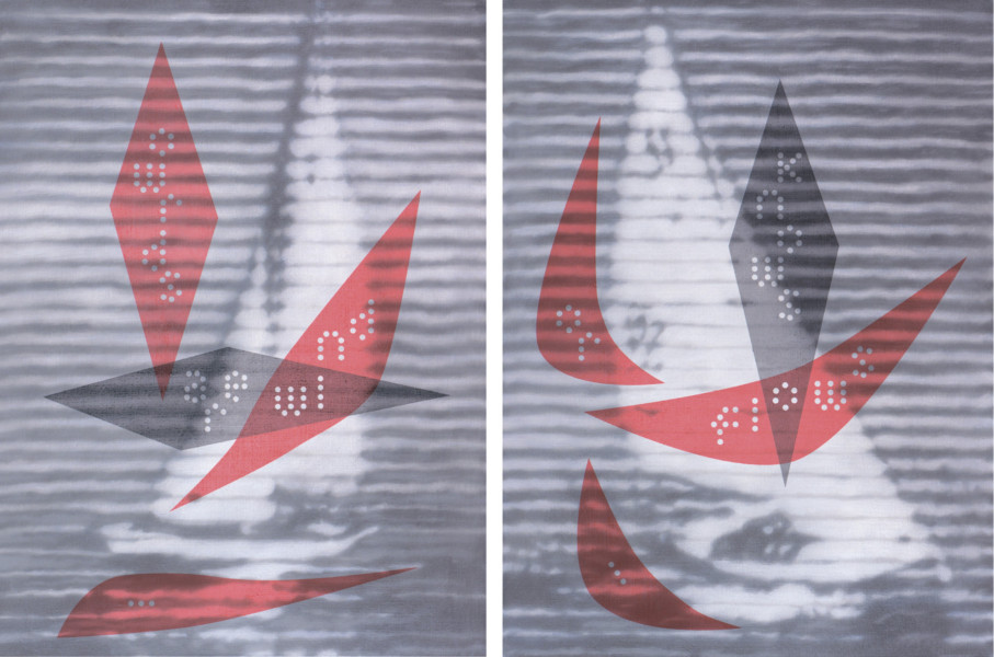 "Raul Cordero words are wind e1490136925510 907x600 - Выставка Рауль Кордеро  ""Слова – это Ветер"""