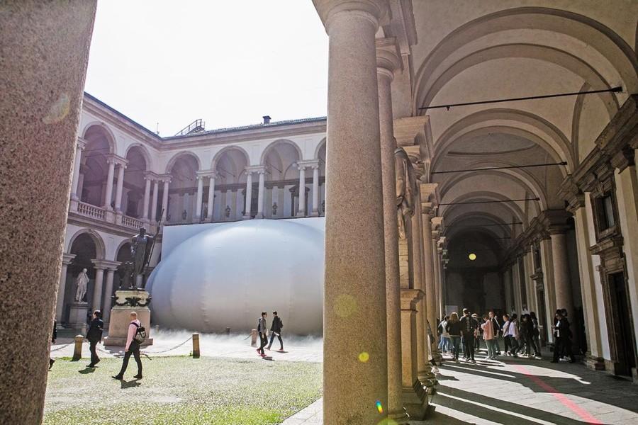Fuorisalone 2018 в Милане 900x600 - Неделя дизайна Fuorisalone 2018: явки и пароли