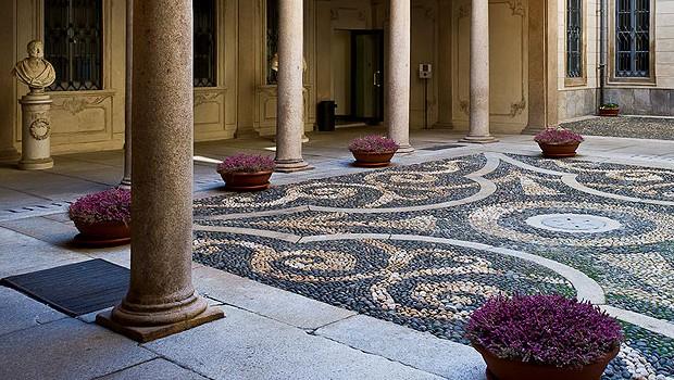 Palazzo Morando 1 - Что посмотреть в Милане. Неделя 17