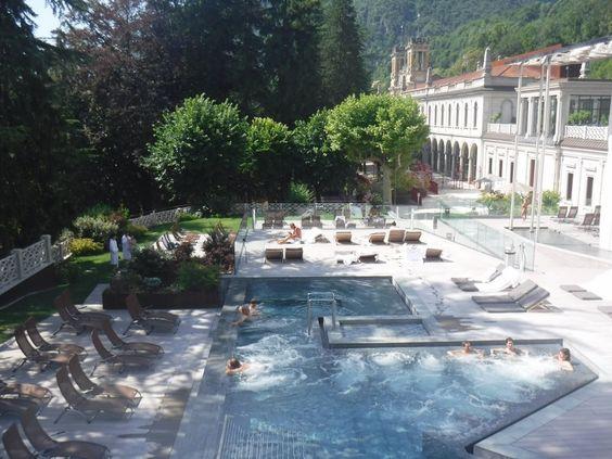 san pellegrino terme - Все на воды! Термальные источники в окрестностях Милана