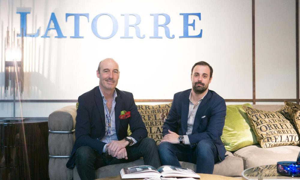 Интервью с Guillermo Torrent в Милане