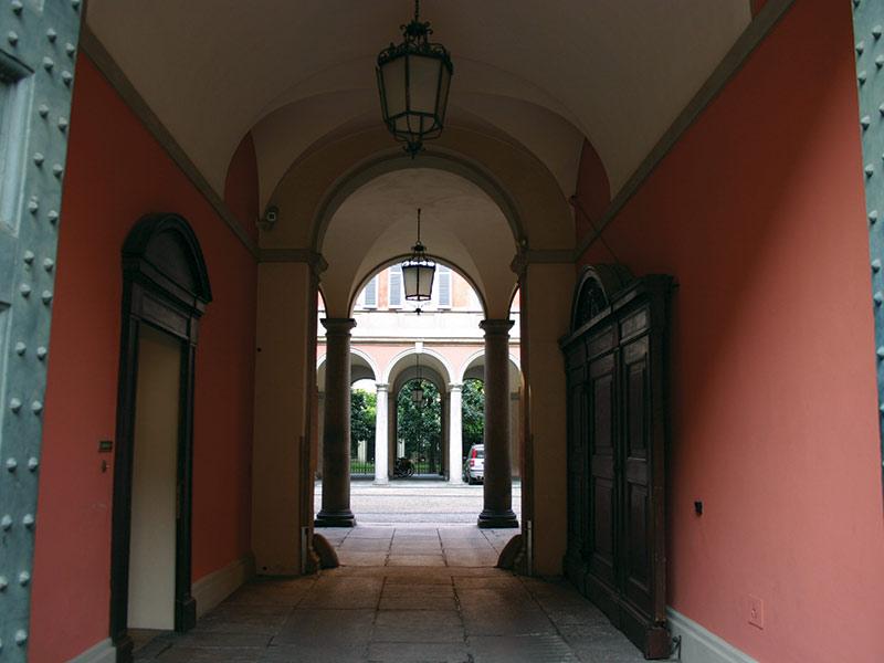 belgioioso foto 4 - Ускользающая красота: дворики Милана