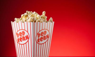 popcorn  400x240 - Свадьба и кино