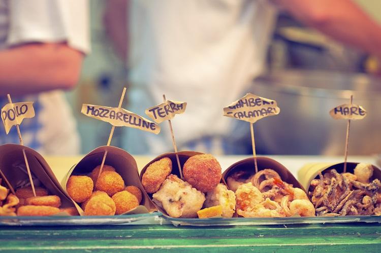 street food - Чем заняться в Милане с 11 по 13 мая