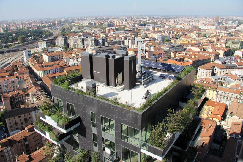 bosco verticale vertical forest stefano boeri studio milan designboom 081 - «Висячие сады» Милана. 8 чудо света