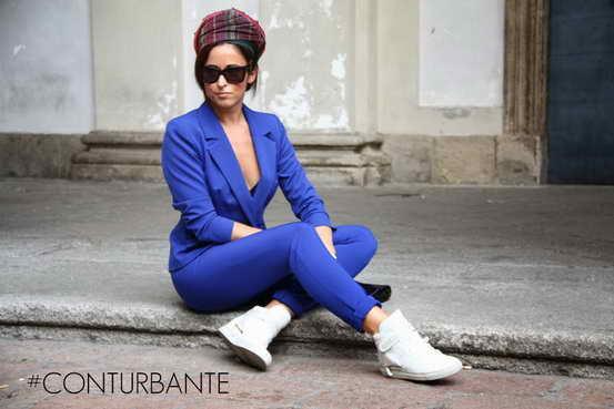 conturbante - Поддельные интервью во время Milano Fashion Week (продолжение)