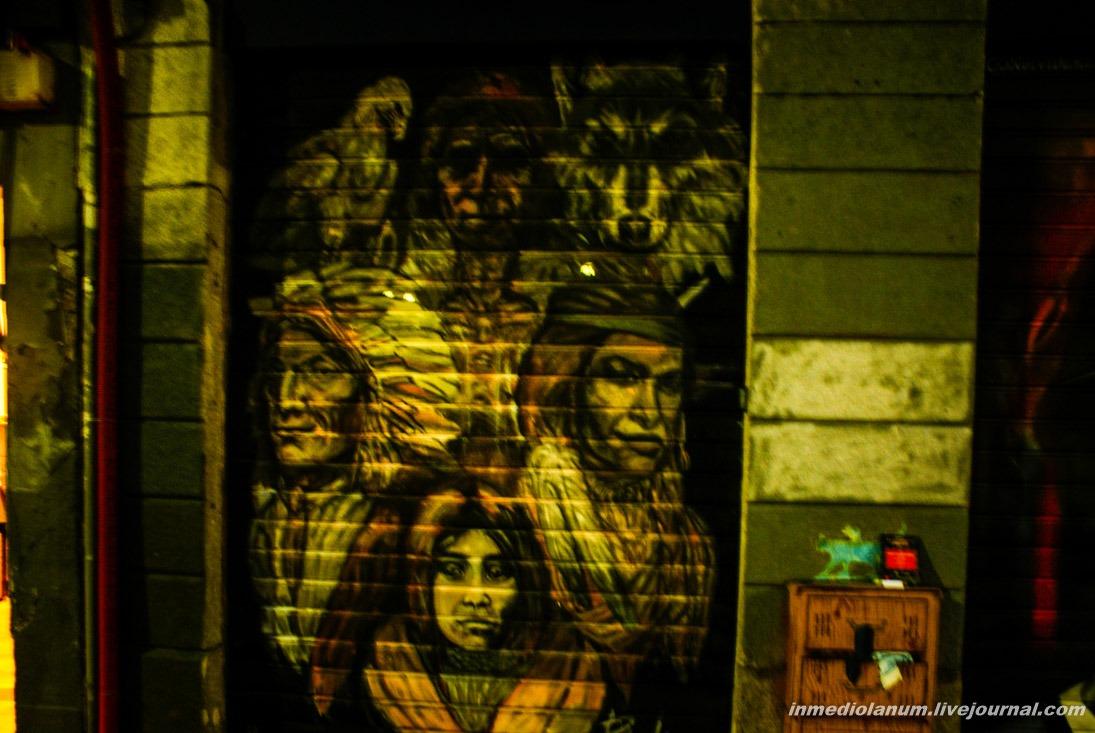 DSC07360 - Знакомство с уличным искусством Mилана