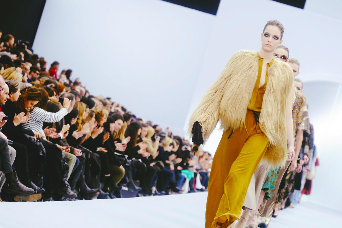 cavalli - Милан изнутри или как организовать показ в модной столице