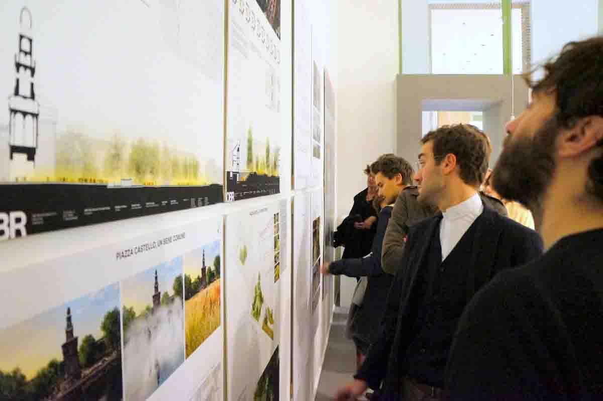 trienn opening 3 - Expo 2015 - Перевоплощение площади Кастелло