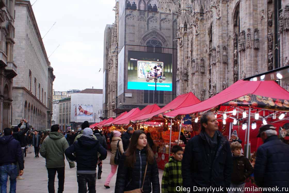 DSC09513 - Предрождественская суета в большом городе