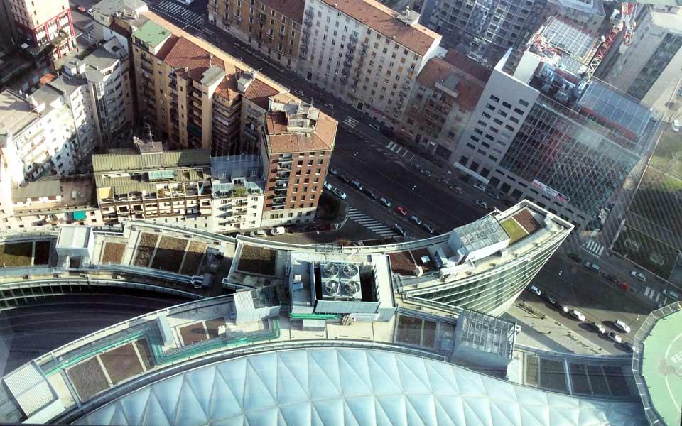 IMG 0502b - Панорама Милана с высоты 39 этажа