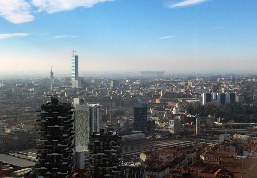 IMG 0774b - Панорама Милана с высоты 39 этажа