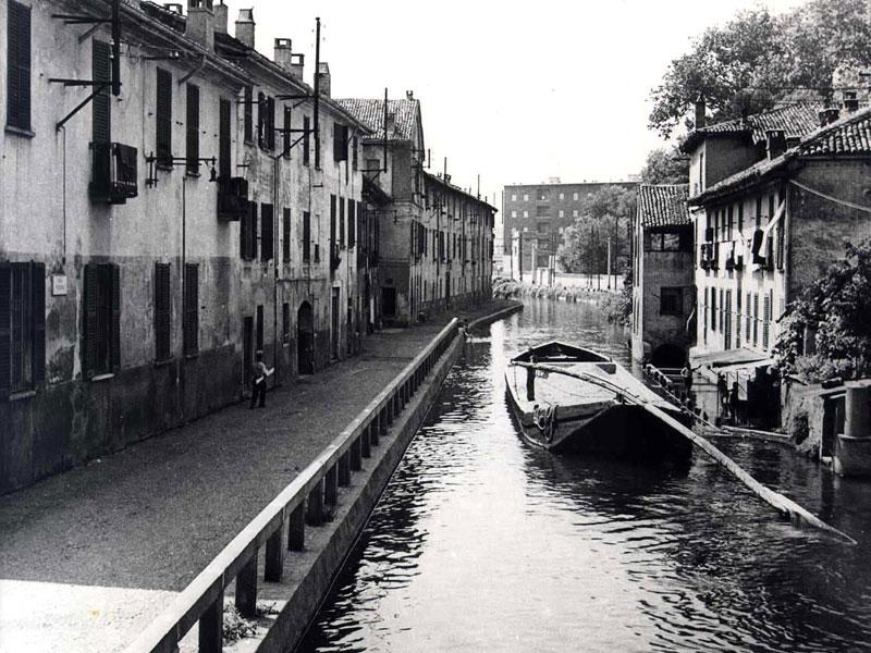 Martesana a Gorla nel 1925 01 - Что посмотреть в Милане. Неделя 5