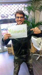 На прощание Джузеппе решил сделать весенний подарок для читателей Milanweek