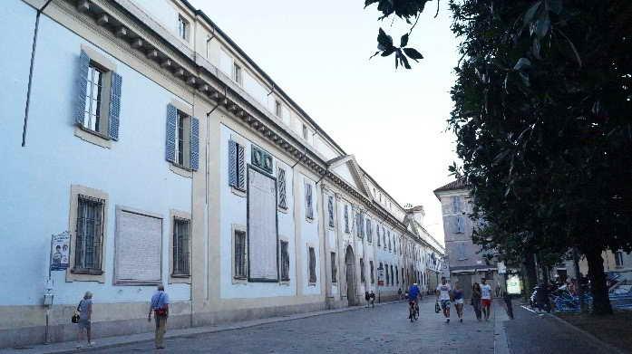 Università degli Studi di Pavia - Павия - город науки