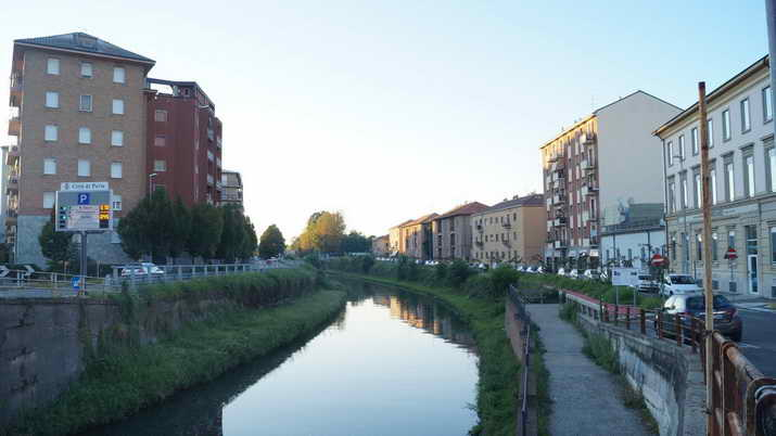 milano pavia - Павия - город науки