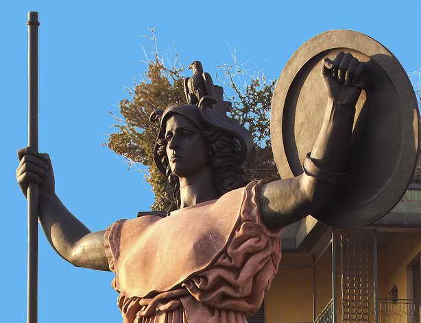 minevra pavia - Павия - город науки