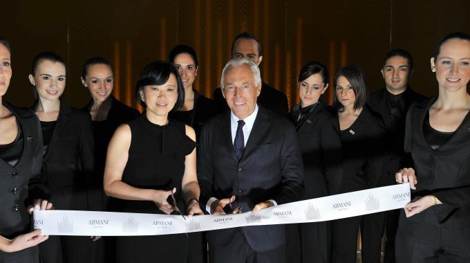 armani hotel milano1 - Что посмотреть в Милане. Неделя 18