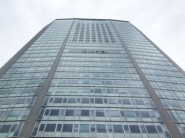 pirellone1 - Панорама Милана с высоты 32 этажа