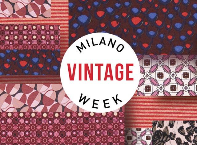 vintageweek - Что посмотреть в Милане. Неделя 16