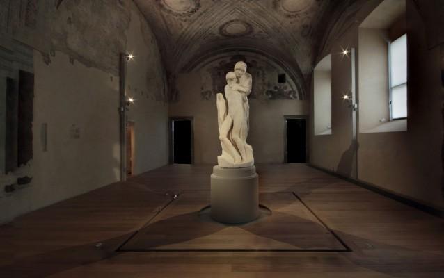 0000Michelangelo Buonarroti Pietà Rondanini Nuovo Allestimento ph Roberto Mascaroni 638x400 - Что посмотреть в Милане. Неделя 20