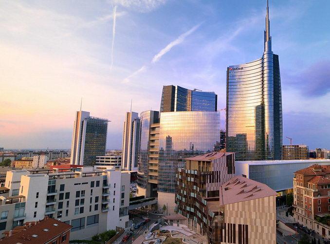 torre unicredit milanweek - Что посмотреть в Милане. Неделя 20