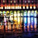 центральная площадь Милана