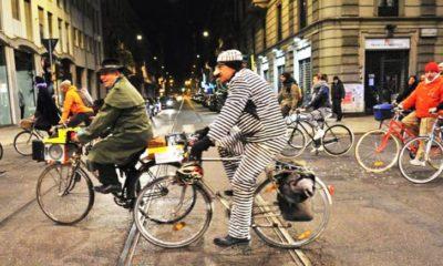 Спецрепортаж о велодвижении «Critical Mass»