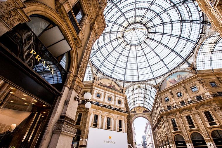 0022 - 3 новых места, обязательных к посещению, в Милане
