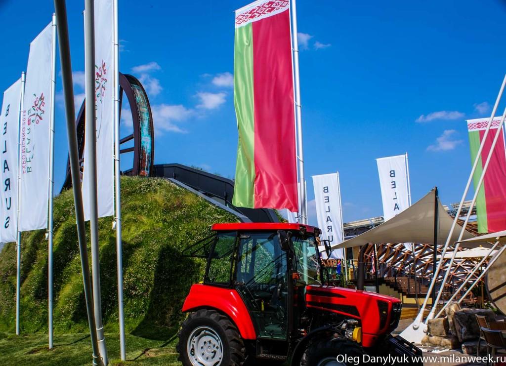Беларусь Экспо 2015 в Милане